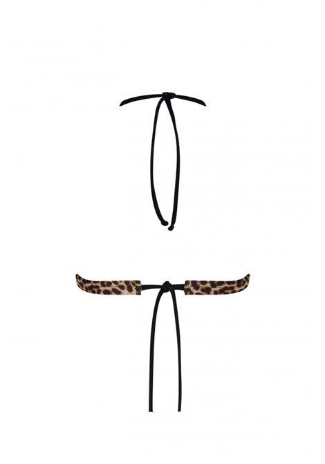 Costume top triangolo stephanie MATINEE | EM2081MACULATO