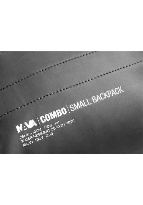 ZAINO COMBO DOPPIO MANICO NAVA | CM071BLACK