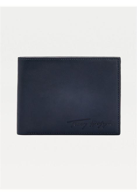 Portafoglio iconico con porta monete TOMMY HILFIGER | AM0AM07269DW5