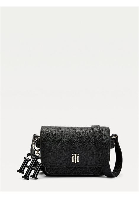 Borsa a tracolla piccola TOMMY HILFIGER | AW0AW09833BDS