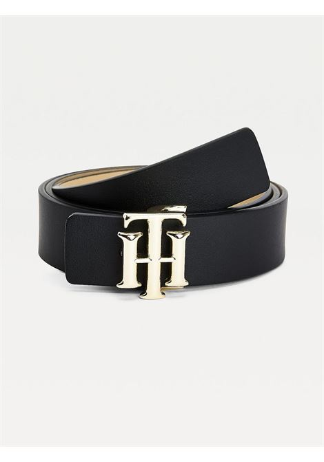 Cintura tommy reversibile TOMMY HILFIGER | AW0AW099230GJ