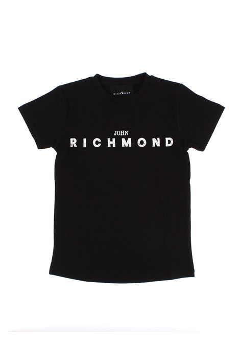 T-shirt  in cotone John Richmond John Richmond | T-shirt | RGA19087TSBLACK