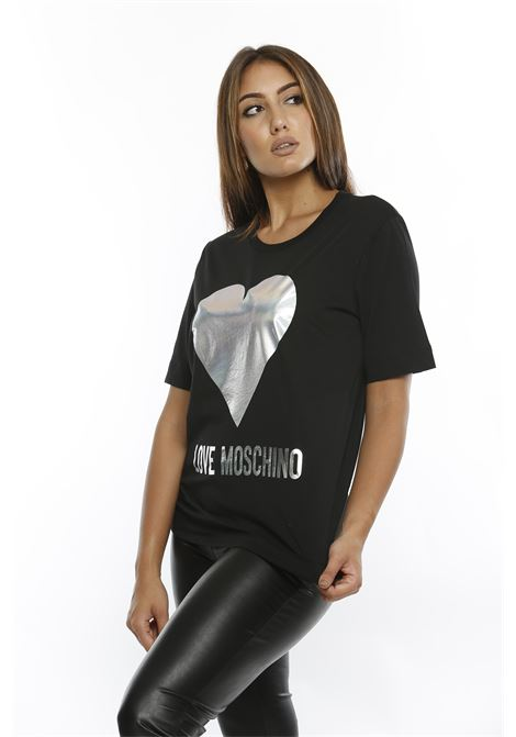 T-SHIRT  Love Moschino Saldi LOVE MOSCHINO | T-shirt | W 4 F15 1U M 3517C74C74