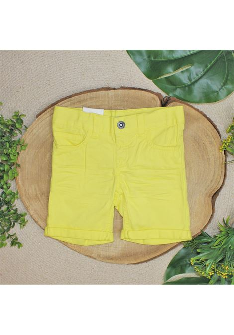 shorts NAME.IT | Shorts | 1317FLUO GIALLO
