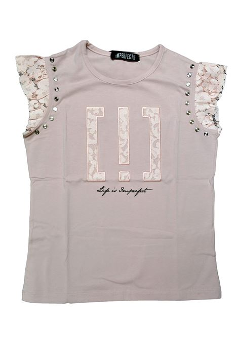 T-SHIRT IMPERFECT | T-shirt | 2246M0202PINK