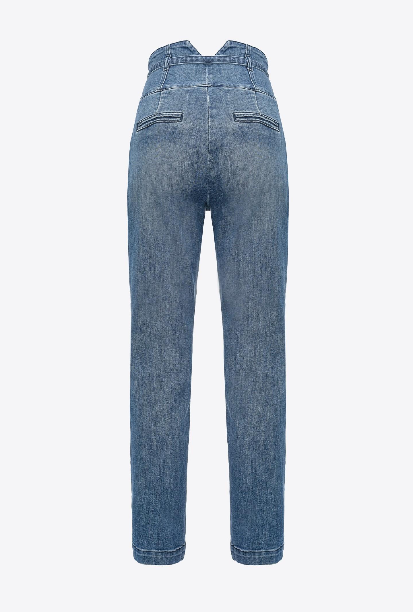 ariel bustier PINKO | Jeans | 1J10QS Y78MG14