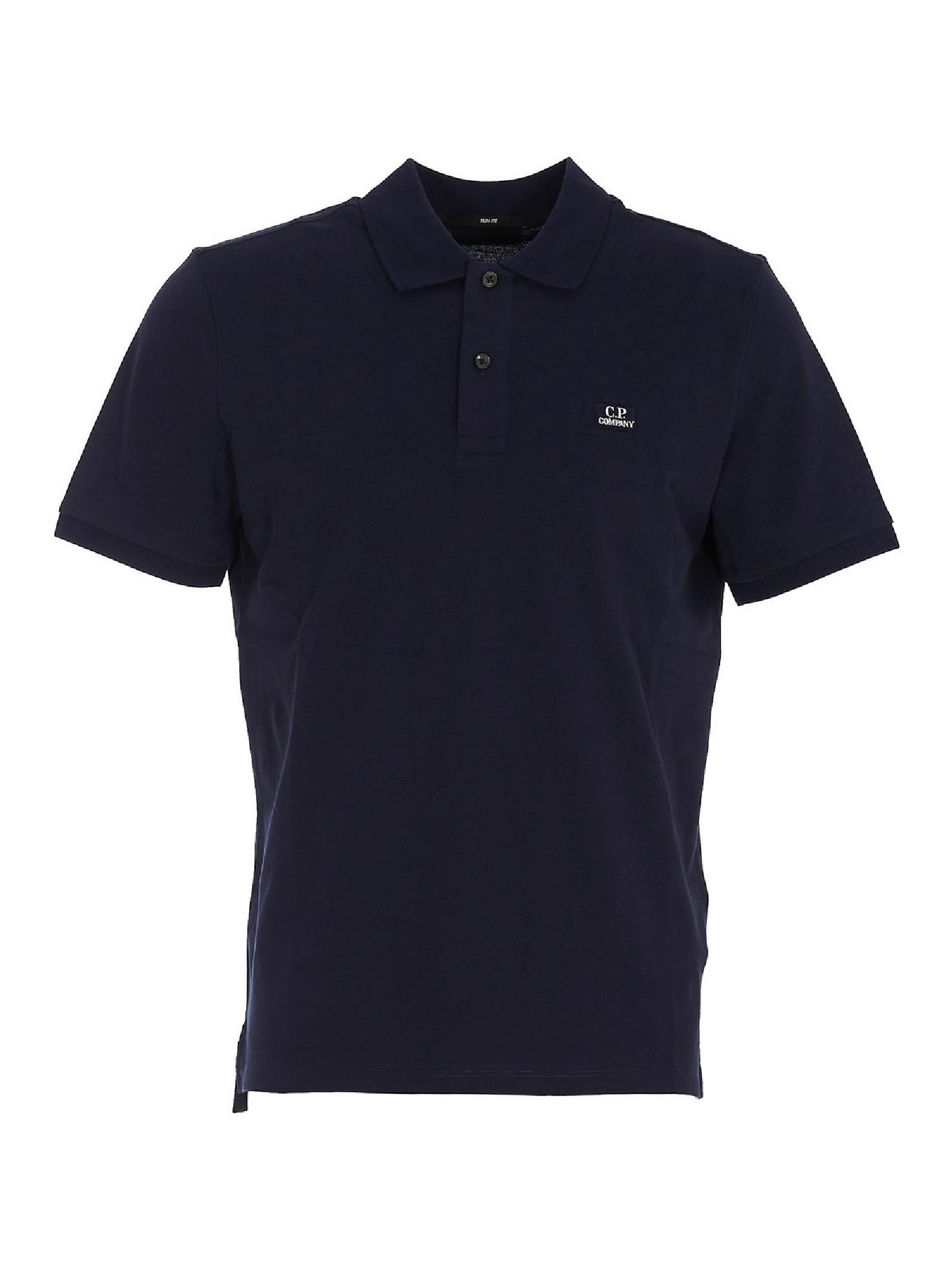 Polo in cotone C.P. COMPANY | Polo | MPL067A00 5263W882