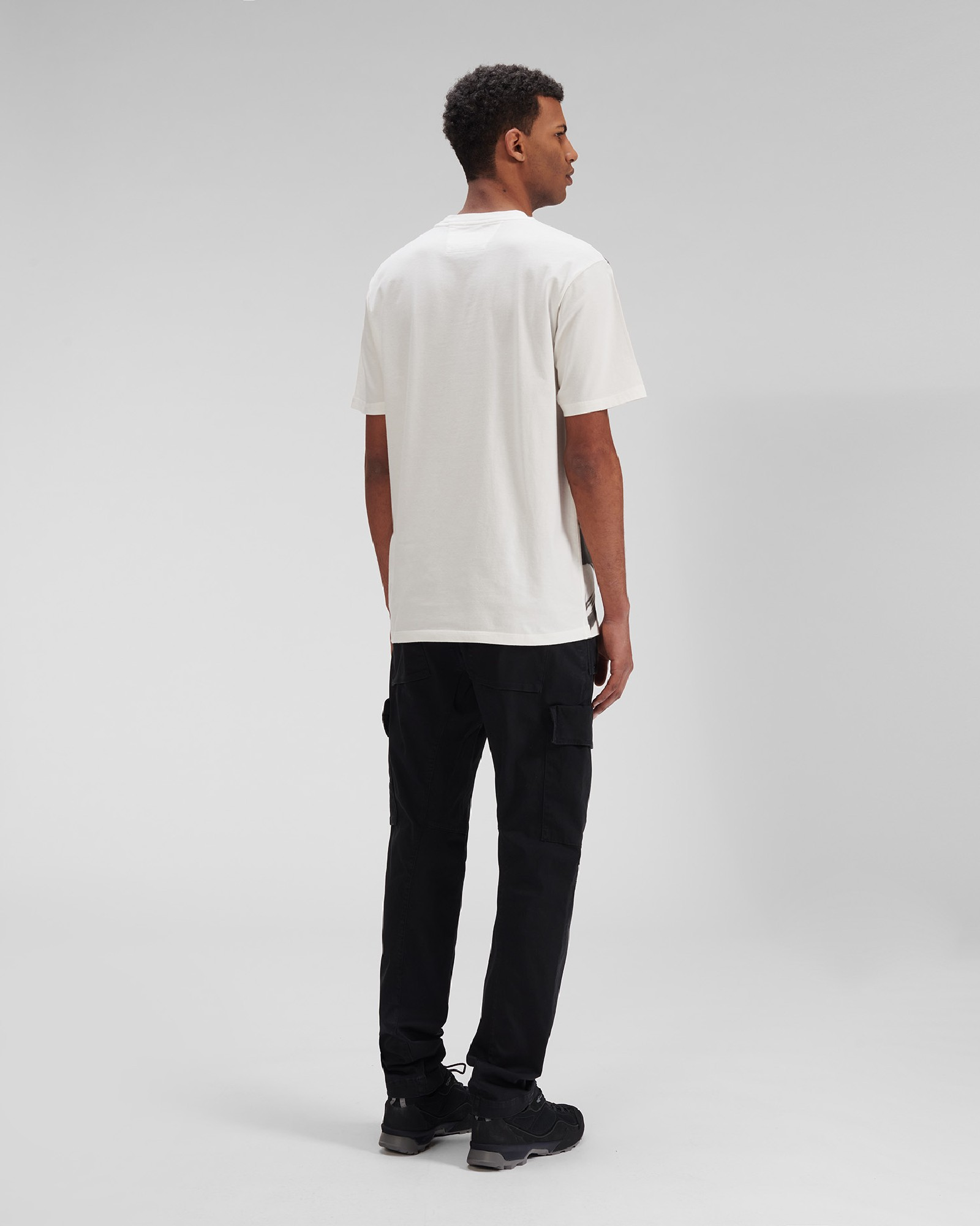 T-shirt uomo C.P. COMPANY   T-shirt   MTS201A00 5621P999