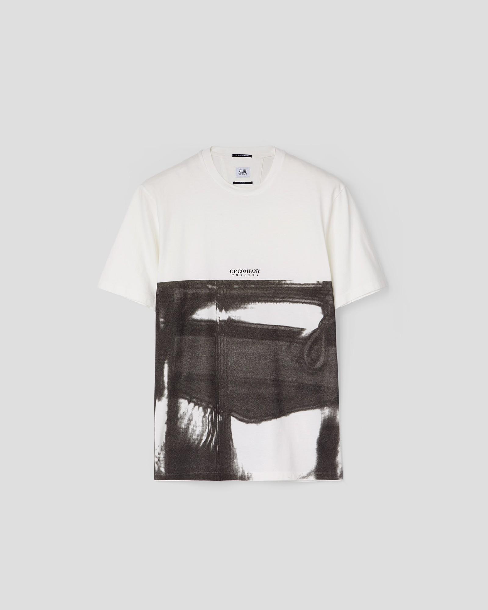 T-shirt uomo C.P. COMPANY | T-shirt | MTS202A00 5621P999