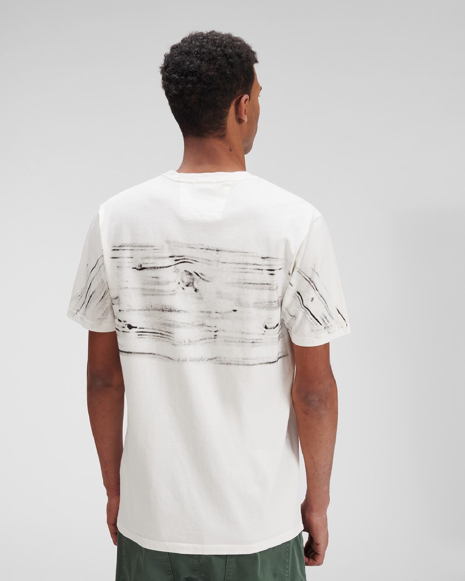 T-shirt uomo C.P. COMPANY | T-shirt | MTS209A00 5697H103