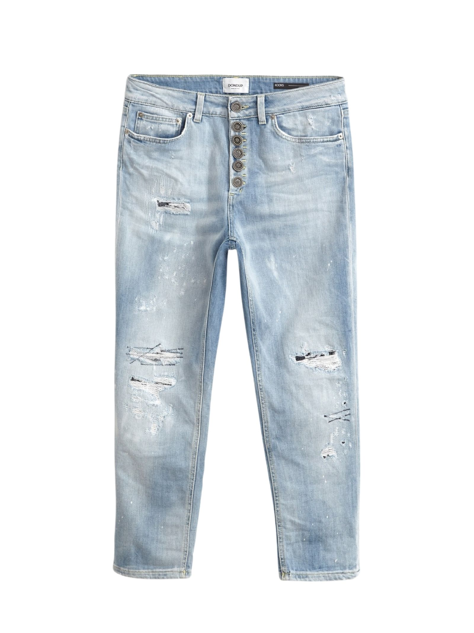 Jeans chiaro ripped DONDUP | Jeans | DP268B DS0107DAY5