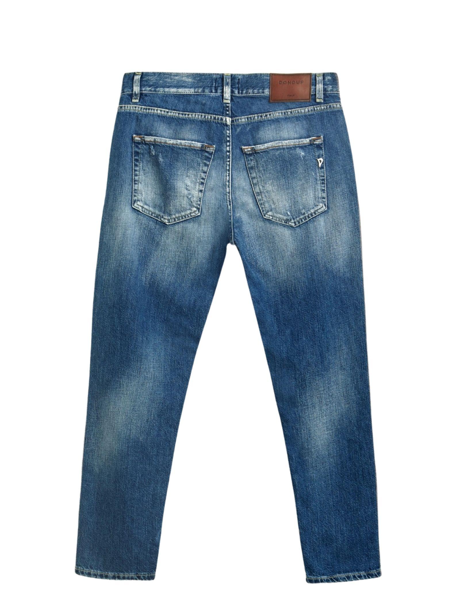 Jeans loose blu denim DONDUP | Pantalone | DP466 DF0232DBB4