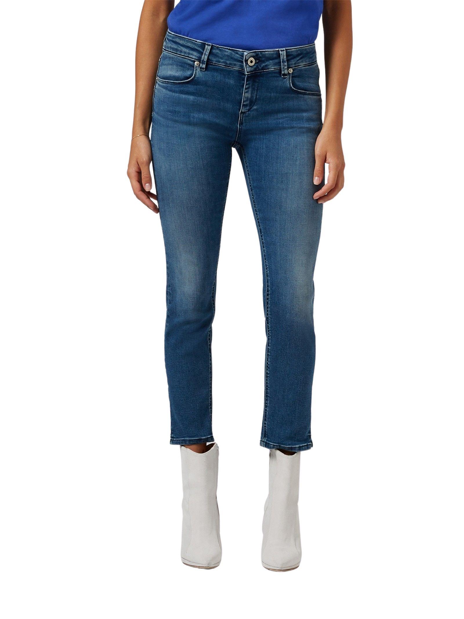Jeans skinny blu scuro DONDUP   Pantalone   DP560 DSE300DBB9