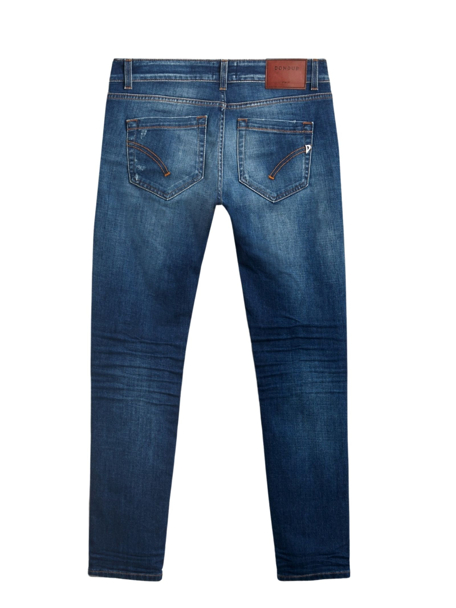 Jeans regular fit blu DONDUP   Pantalone   P692 DS0145DAZ2