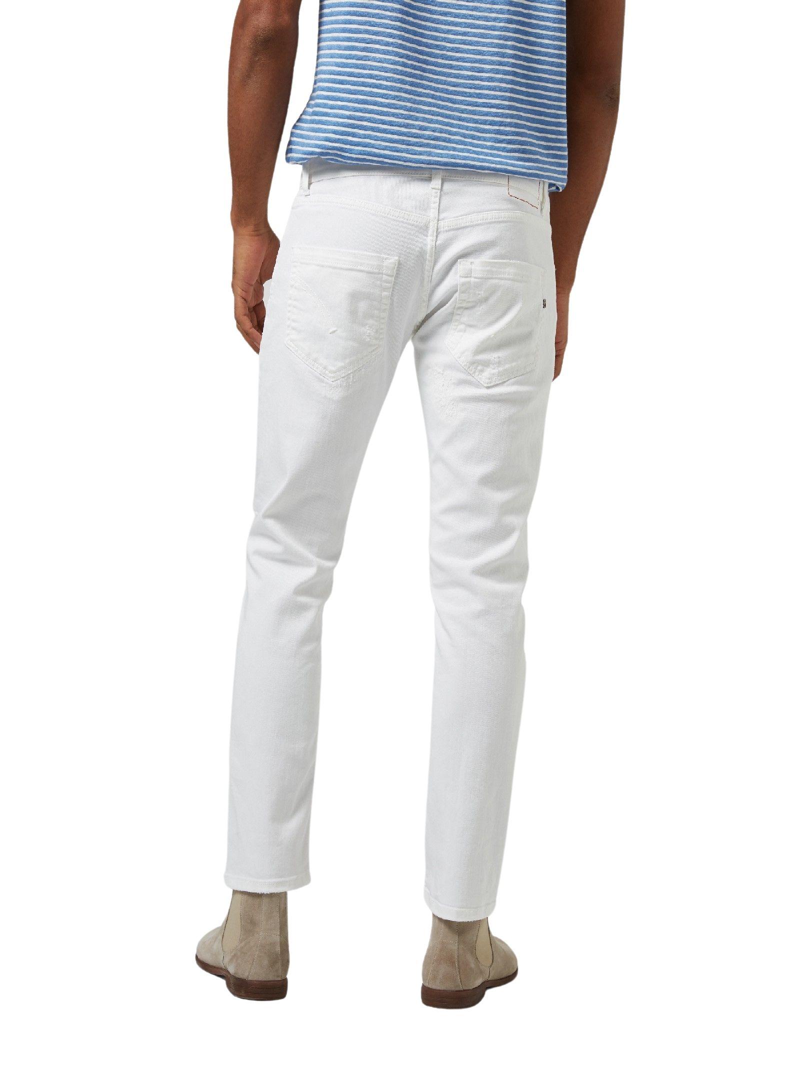 Jeans regular bianco DONDUP | Jeans | UP168 BS0030BG9