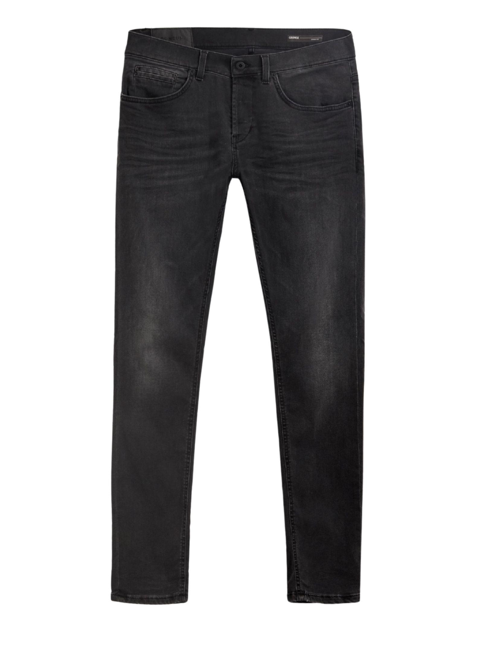 Jeans skinny neri DONDUP | Jeans | UP232 DS0290UAZ5
