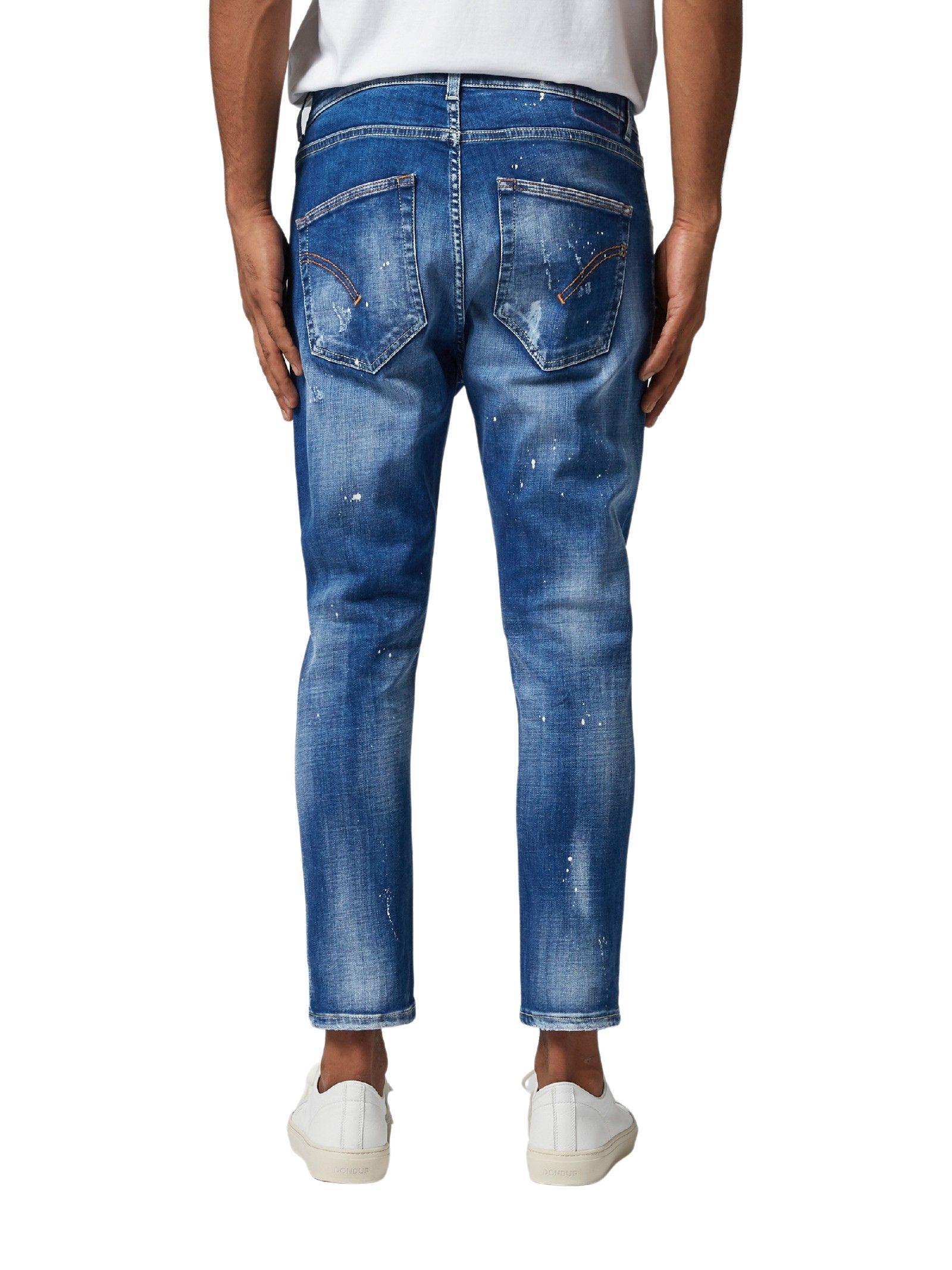 Jeans loose blu denim DONDUP | Jeans | UP575 DSE302UBP5
