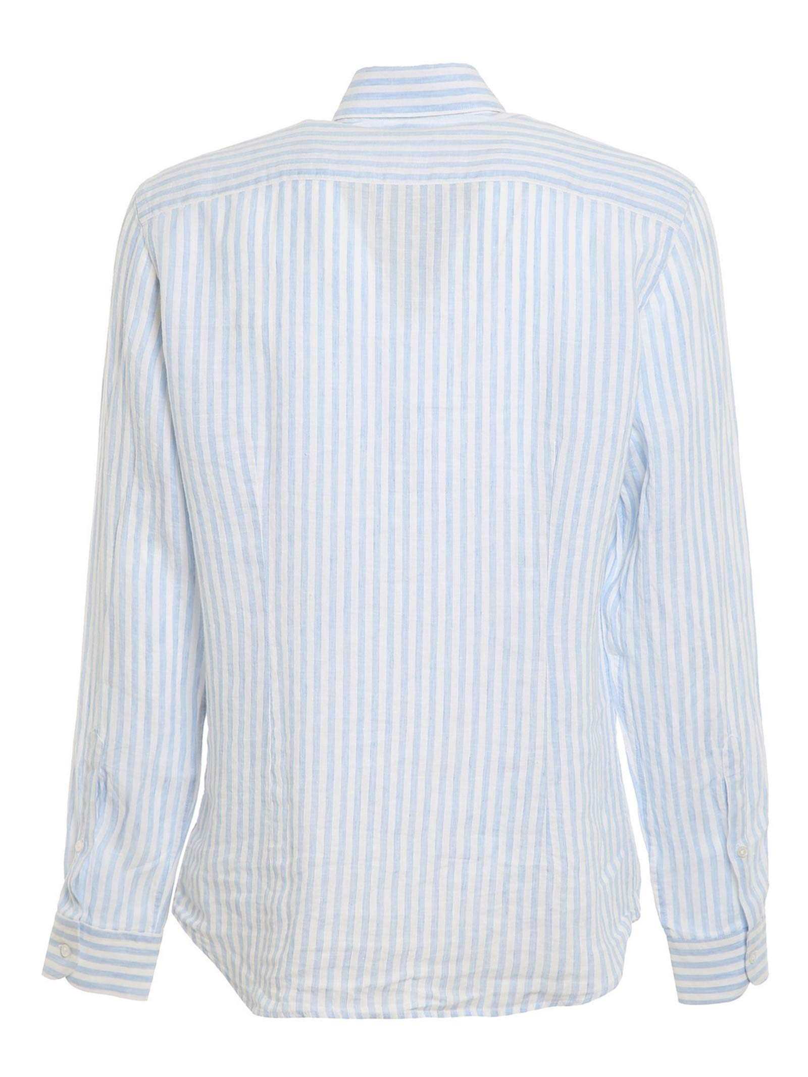 Camicia Collo Francese FAY | Camicia | NCMA142259LTFPU003