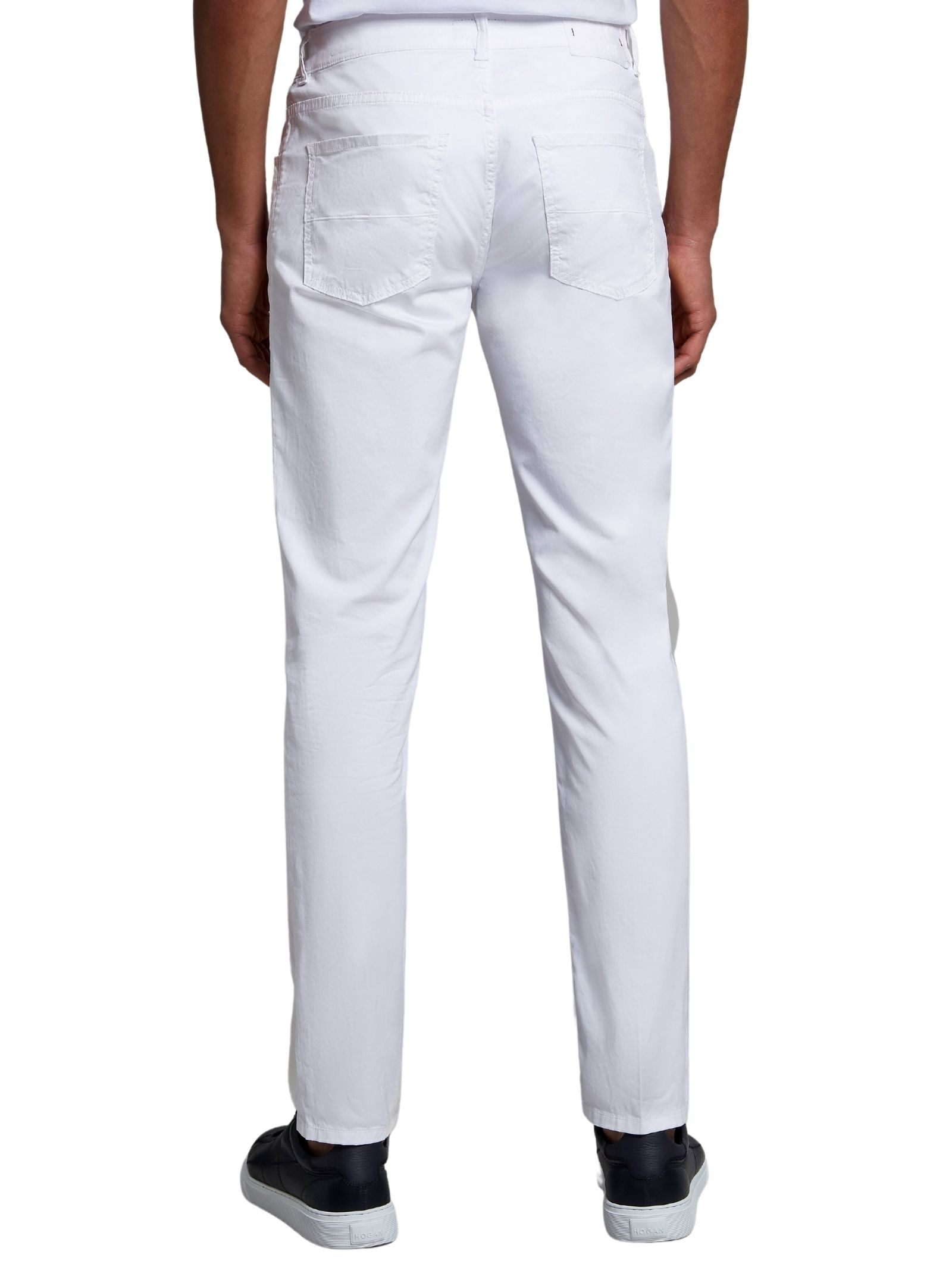 Pantalone 5 Tasche bianco FAY   Pantalone   NTM8242180TGURB001