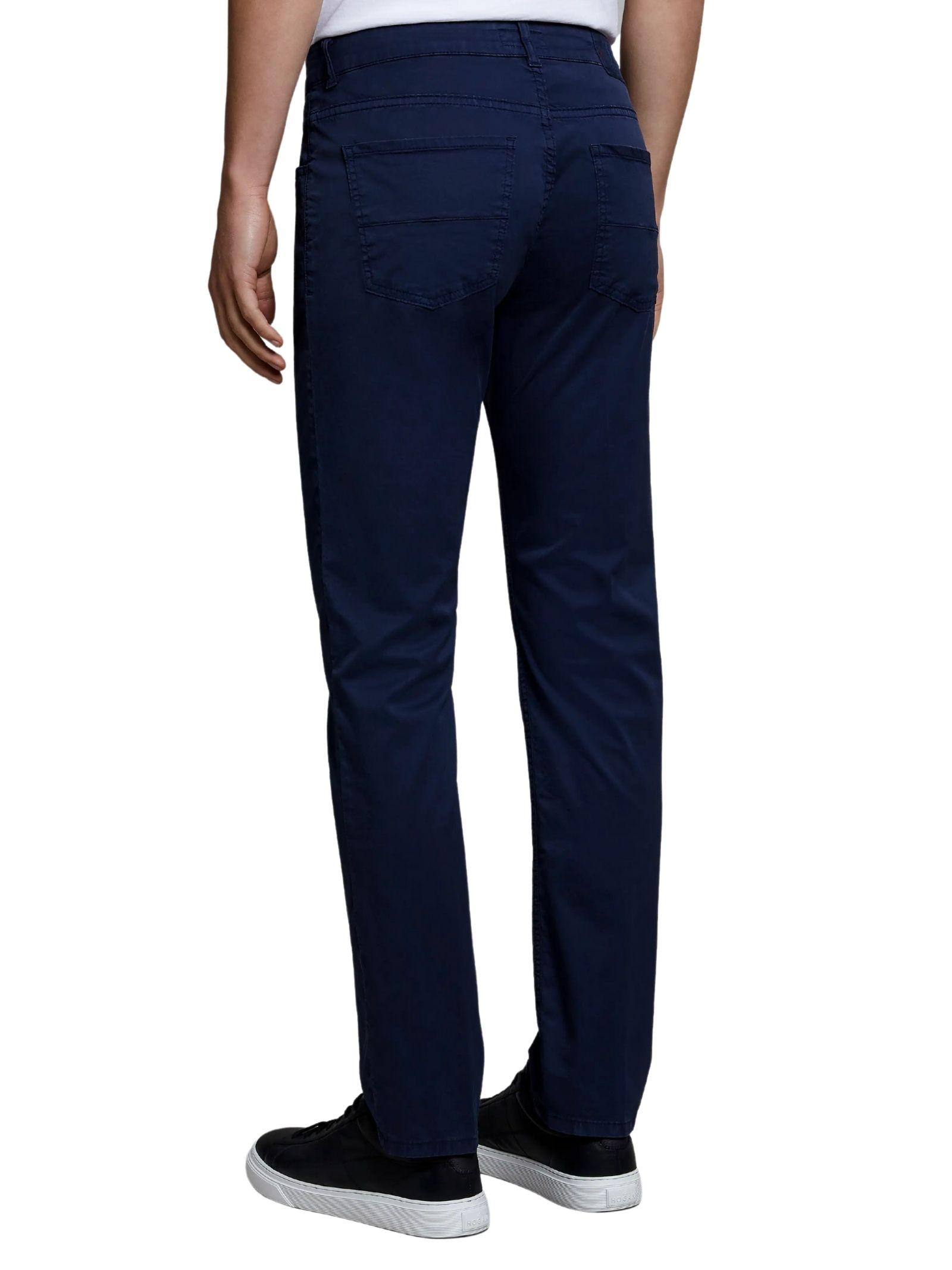 Pantalone 5 Tasche blue  FAY   Pantalone   NTM8242180TGURU218
