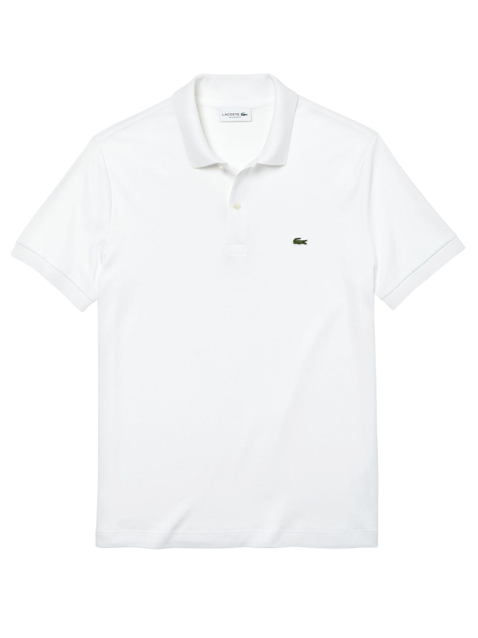 Polo di cotone LACOSTE | Polo | DH2050001