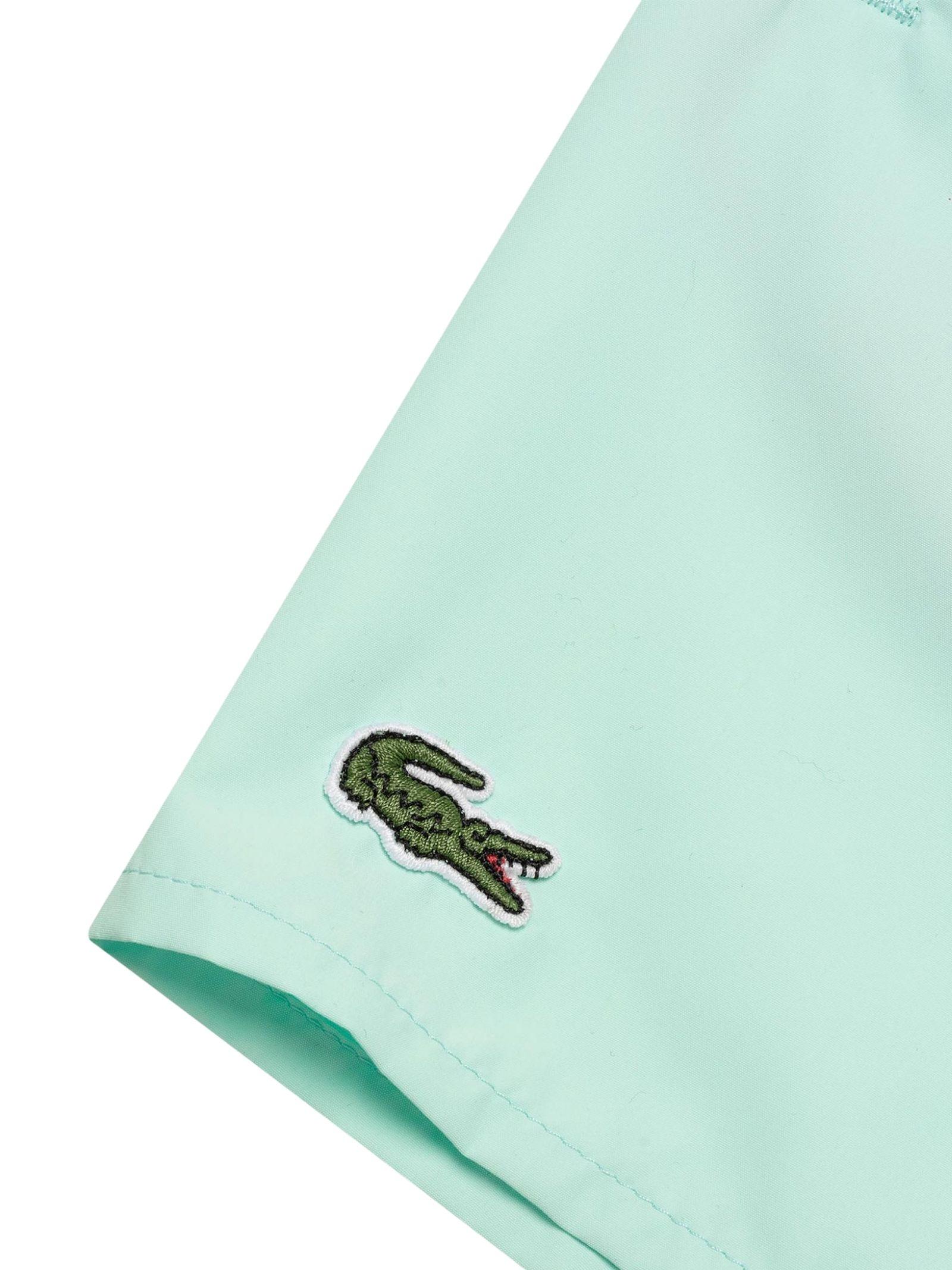 Costume verde acqua LACOSTE   Costume   MH62702L0