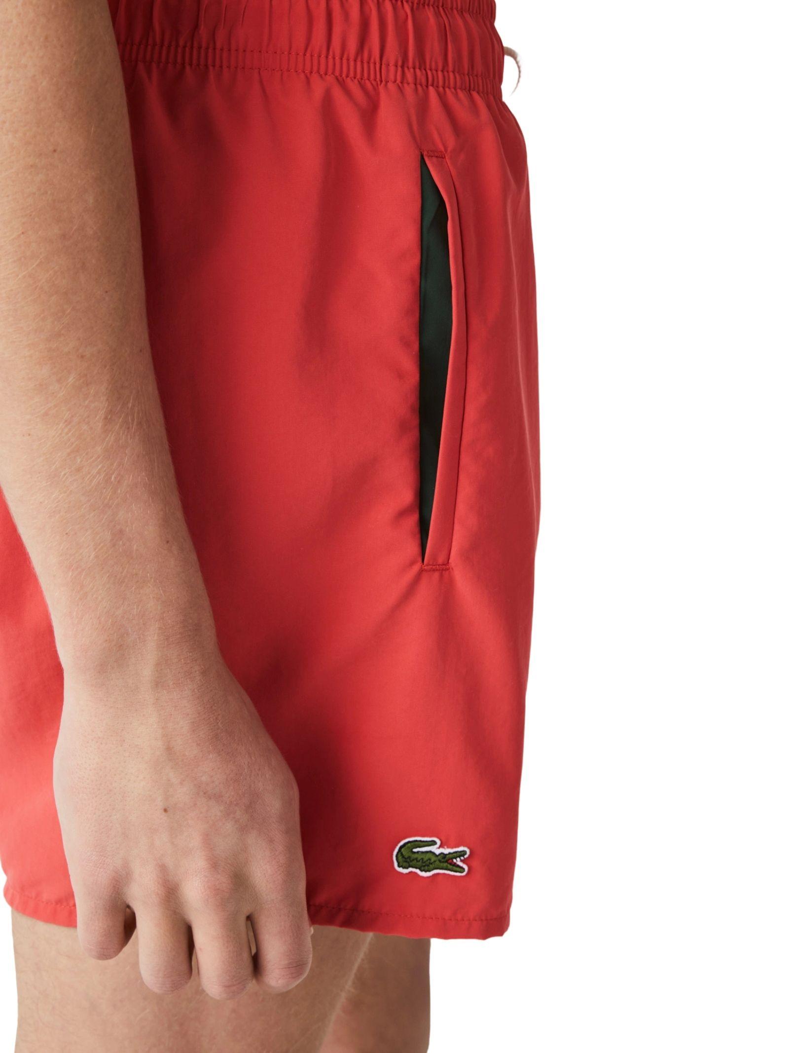 Costume rosso LACOSTE | Costume | MH6270L45