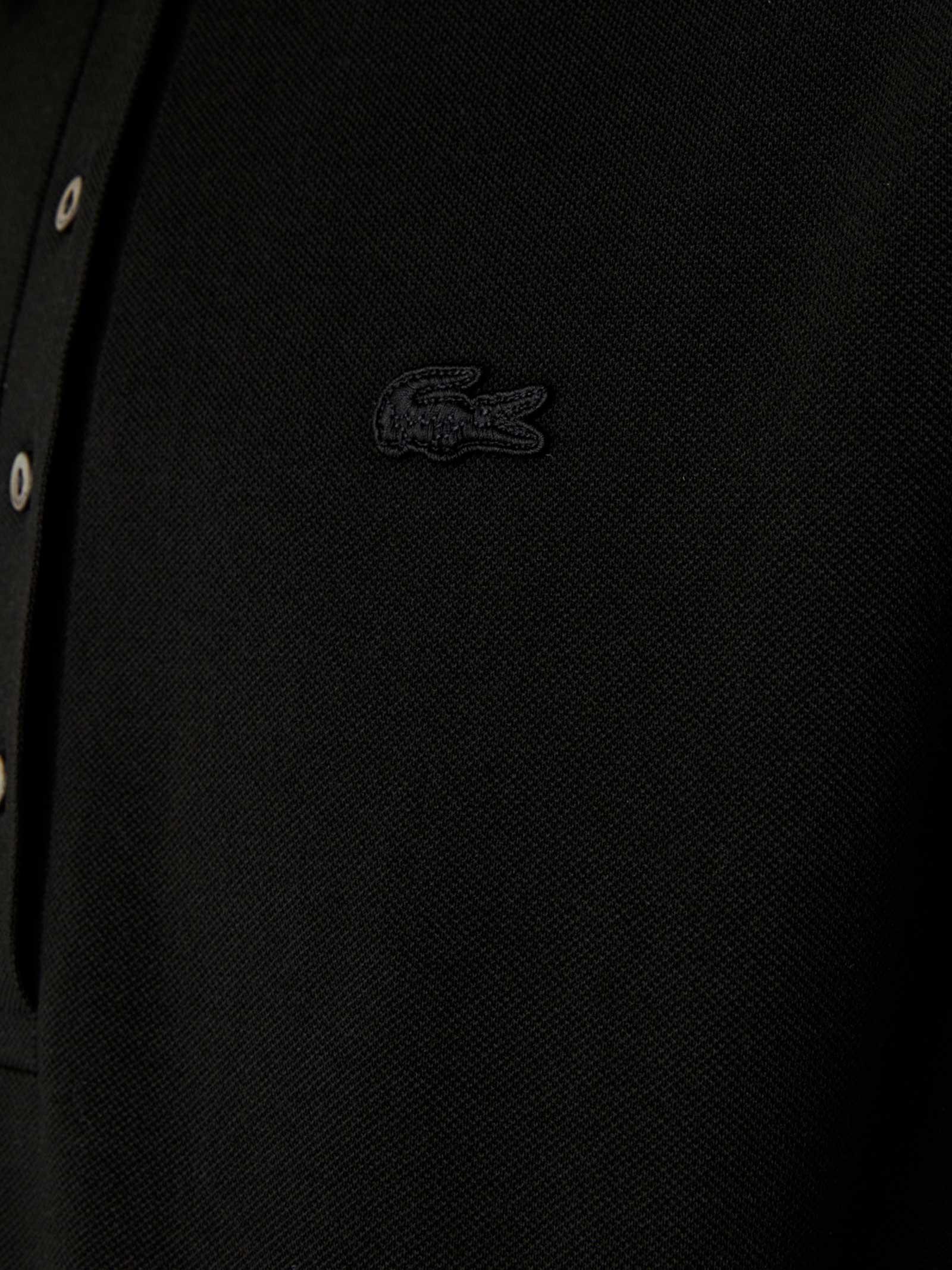 Polo  slim fit nera LACOSTE | Polo | PF5462031