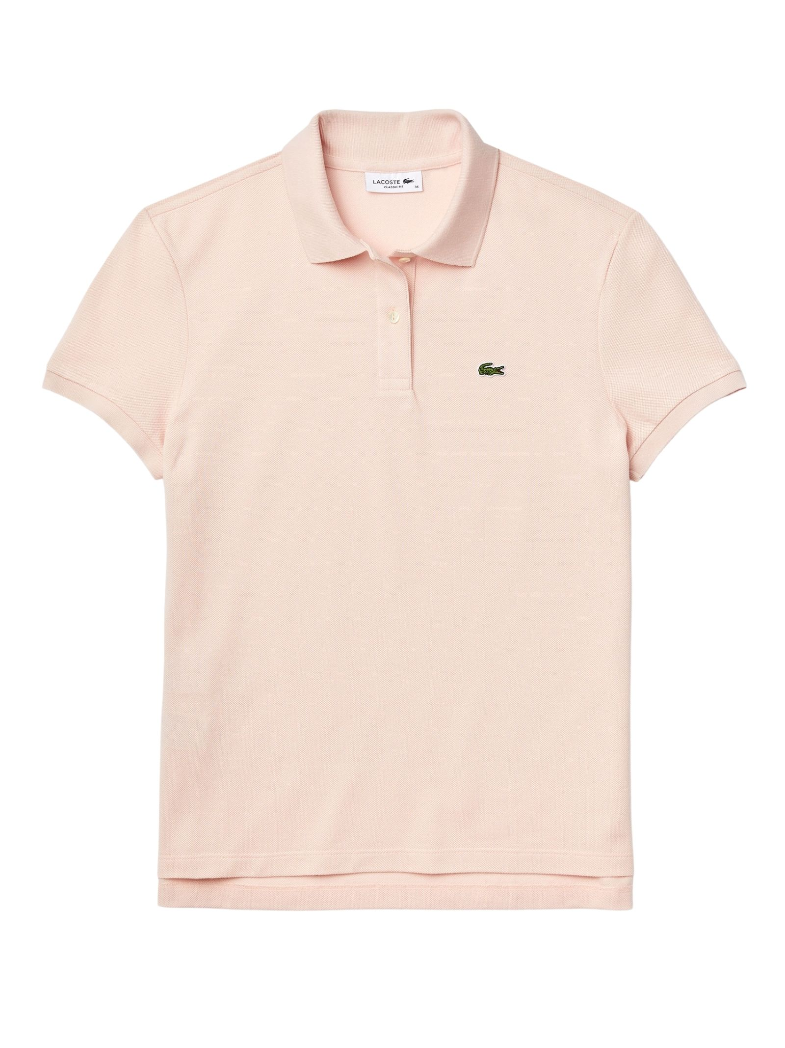 Polo  slim fit rosa LACOSTE | Polo | PF7839ADY