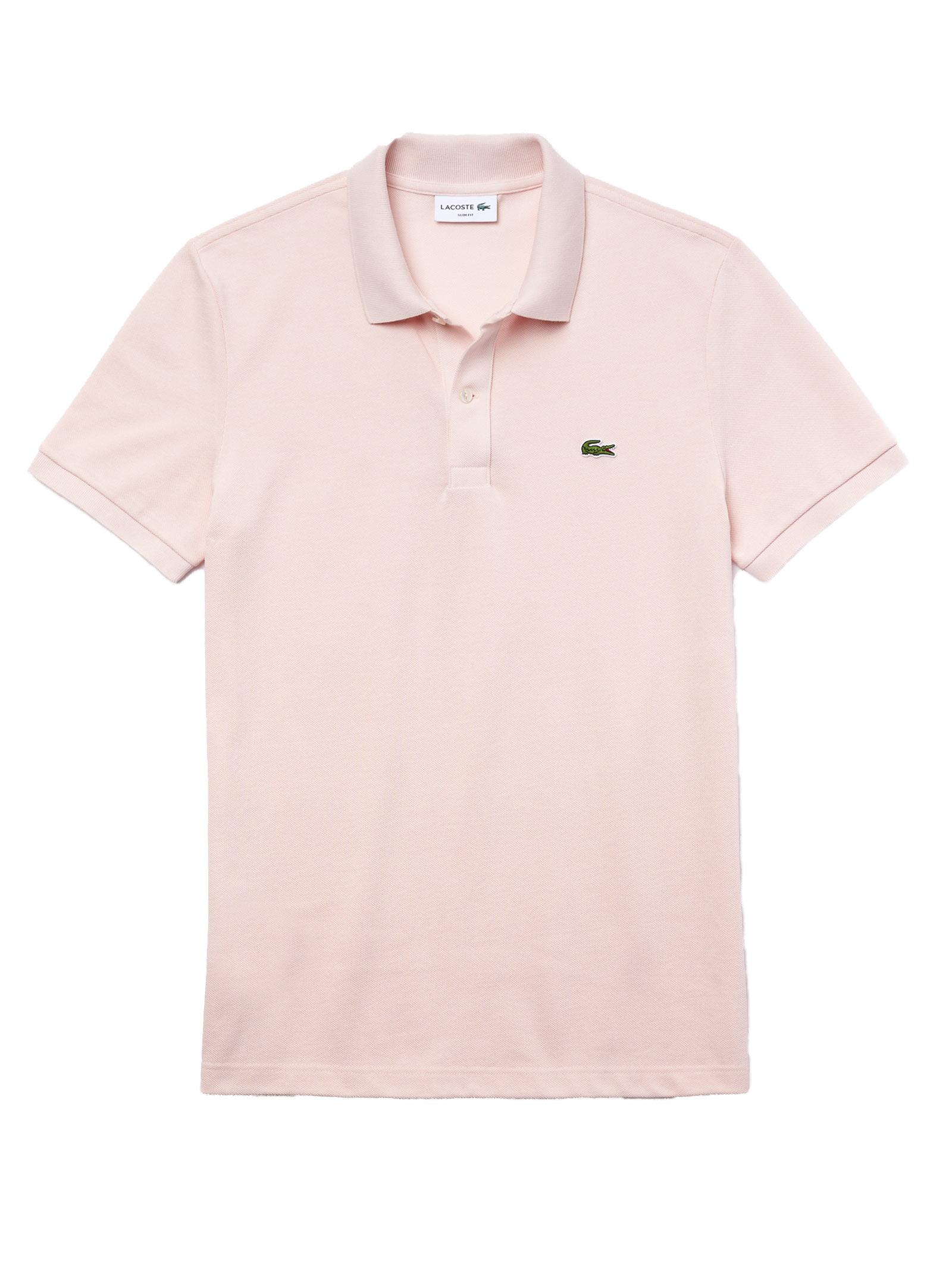 Polo  slim fit rosa LACOSTE   Polo   PH4012ADY