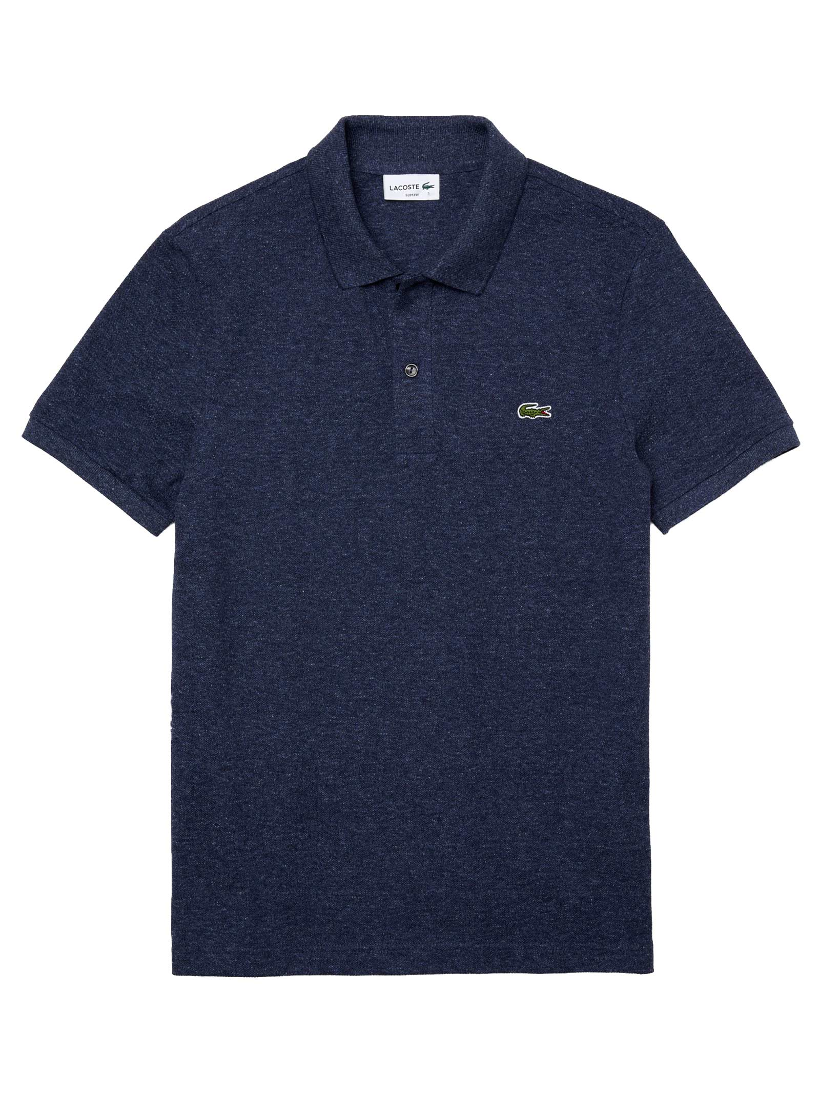 Polo slim fit blu china LACOSTE | Polo | PH4012HAU