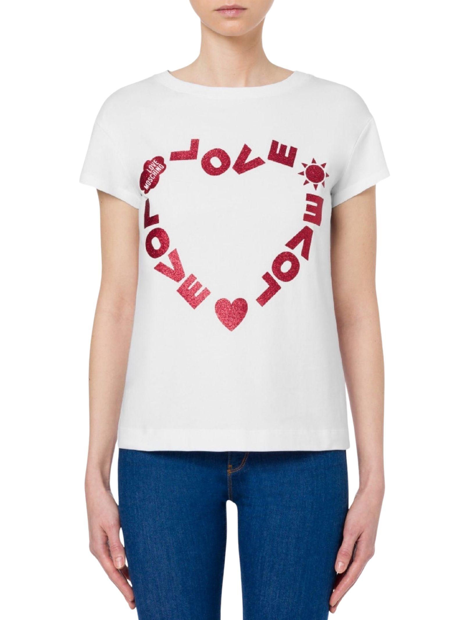 MOSCHINO LOVE | T-shirt | W 4 F30 2F E 1951A00