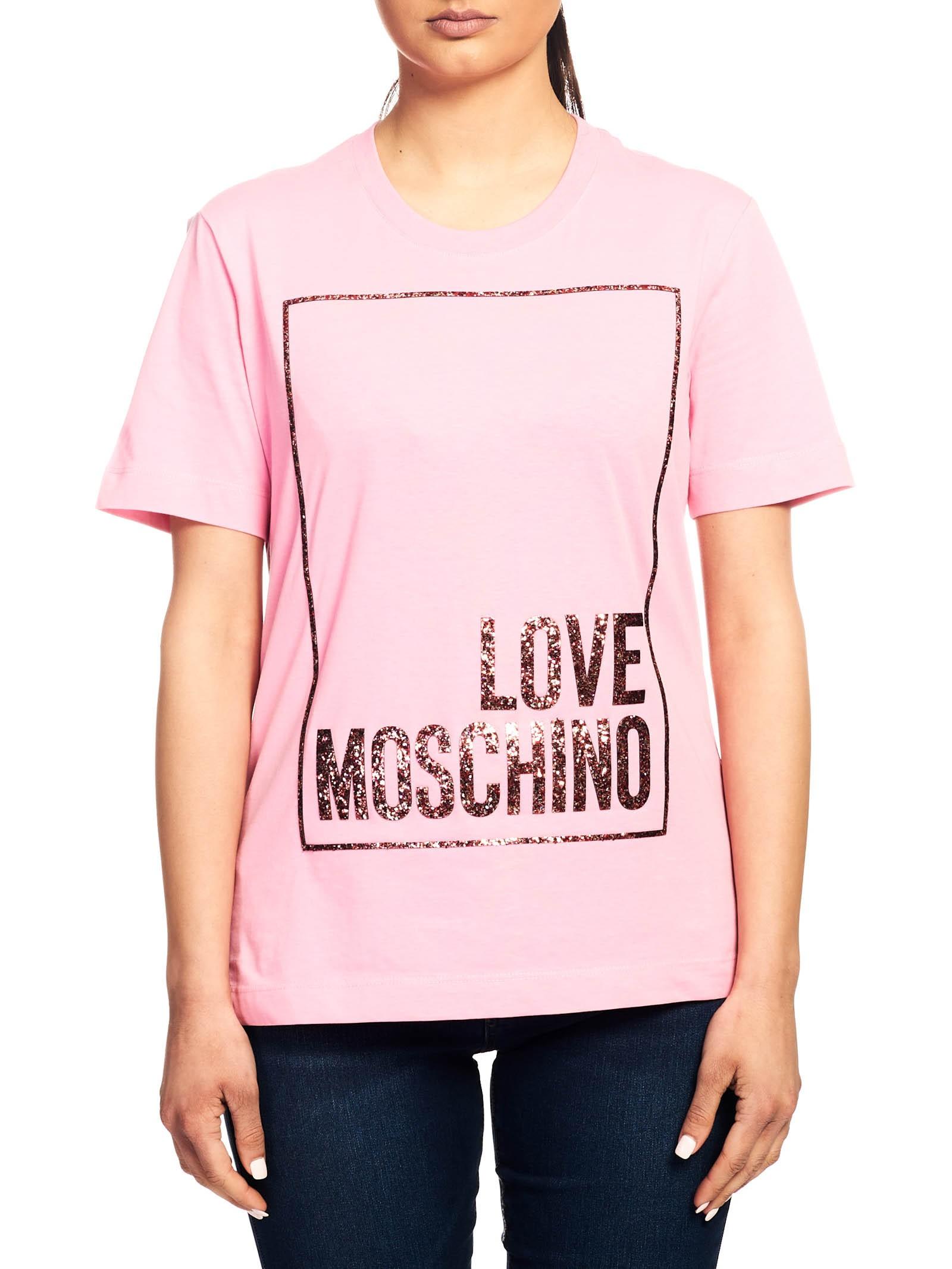 MOSCHINO LOVE   T-shirt   W 4 H06 05 M 3876N35