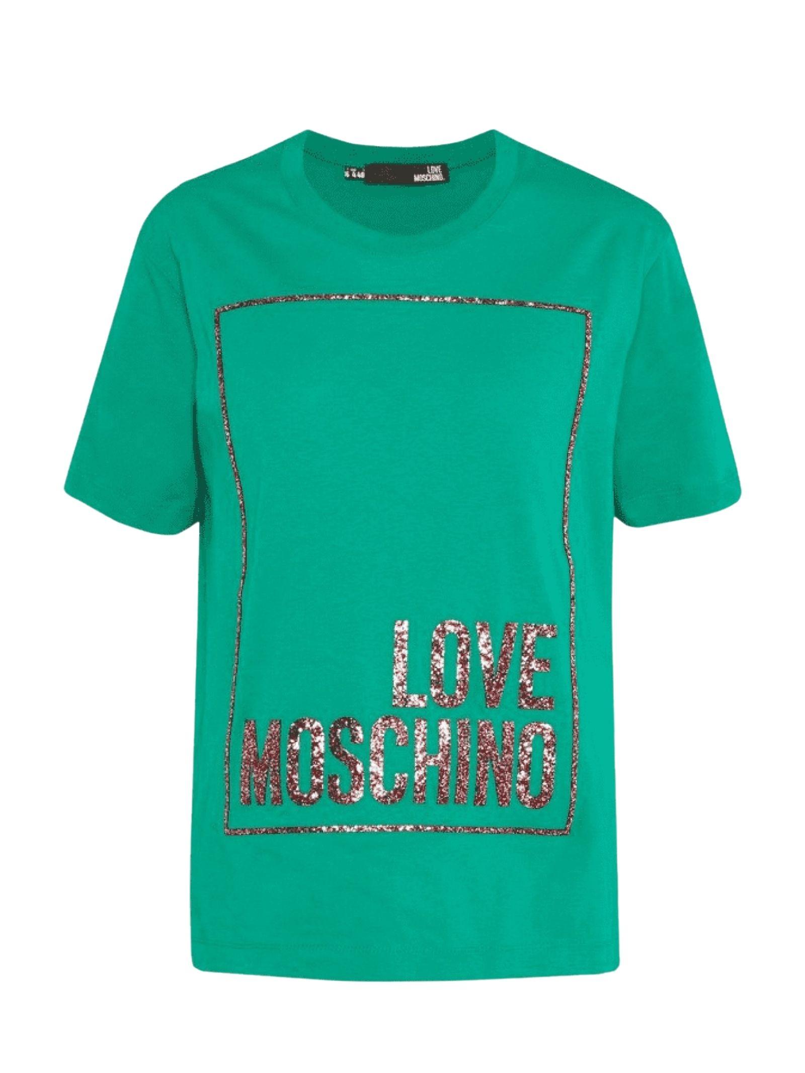 MOSCHINO LOVE   T-shirt   W 4 H06 05 M 3876S60