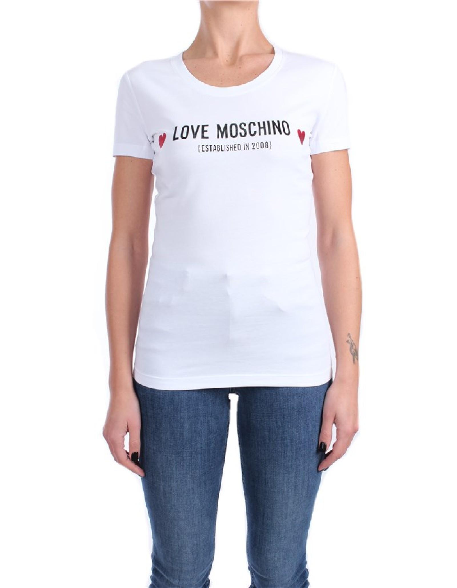 MOSCHINO LOVE   T-shirt   W 4 H19 04 E 1951A00