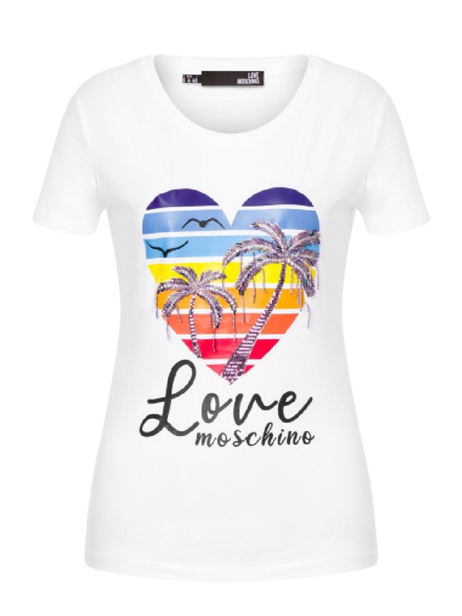 MOSCHINO LOVE | T-shirt | W 4 H19 08 E 1951A00
