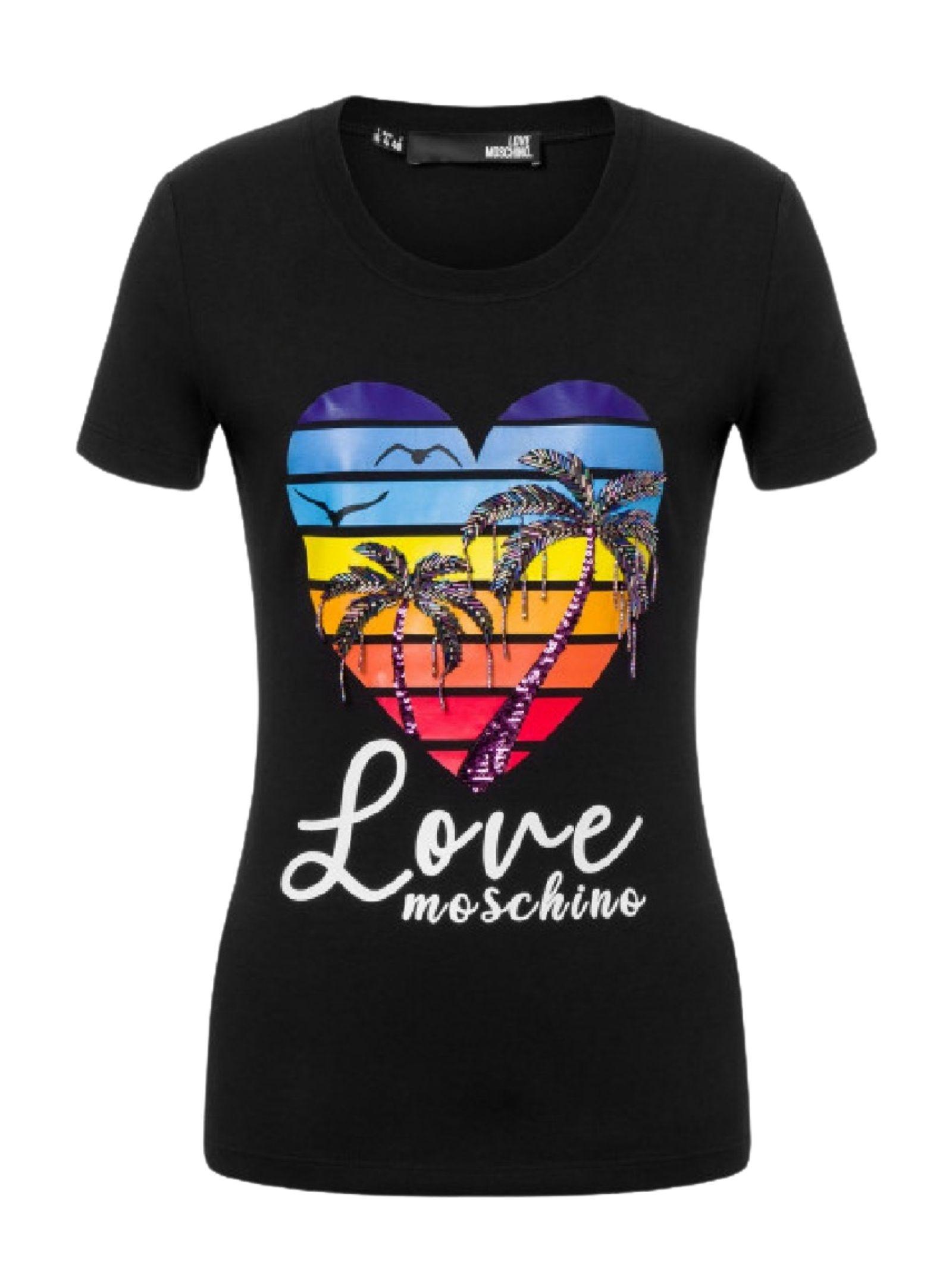 MOSCHINO LOVE   T-shirt   W 4 H19 08 E 1951C74