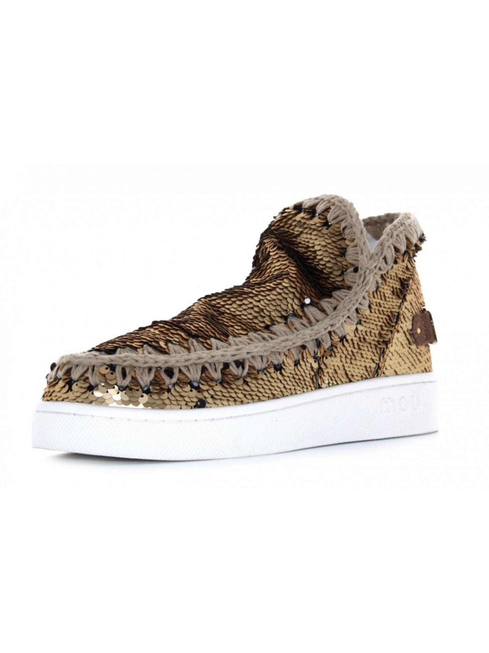 MOU   Shoes   MU.SW211001G/GOLMGOLD