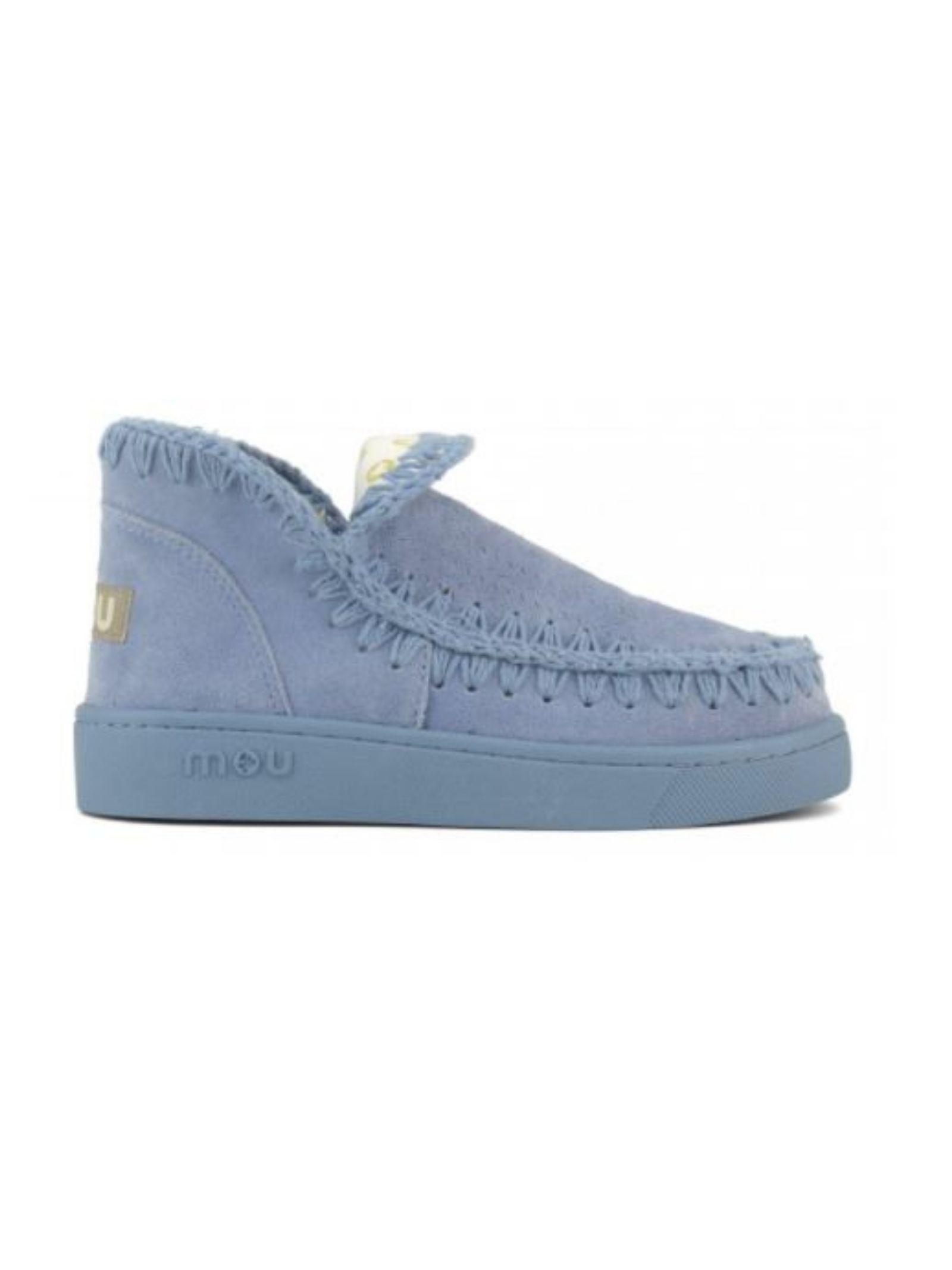 Eskimo sneaker monochrome MOU   Scarpe   MU.SW211011O/NIBLBLUE