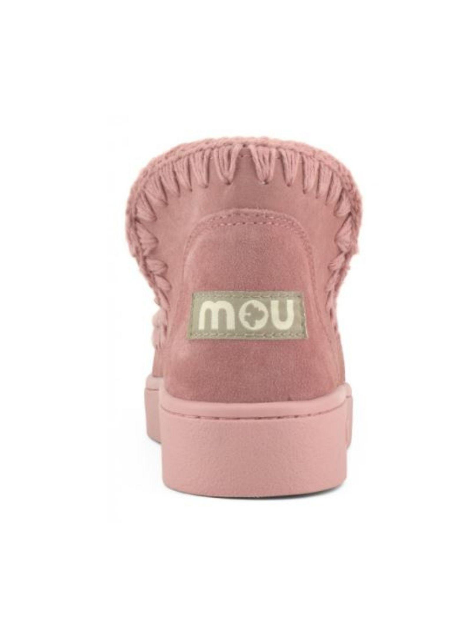 Eskimo sneaker monochrome MOU | Scarpe | MU.SW211011O/PEOPEONY
