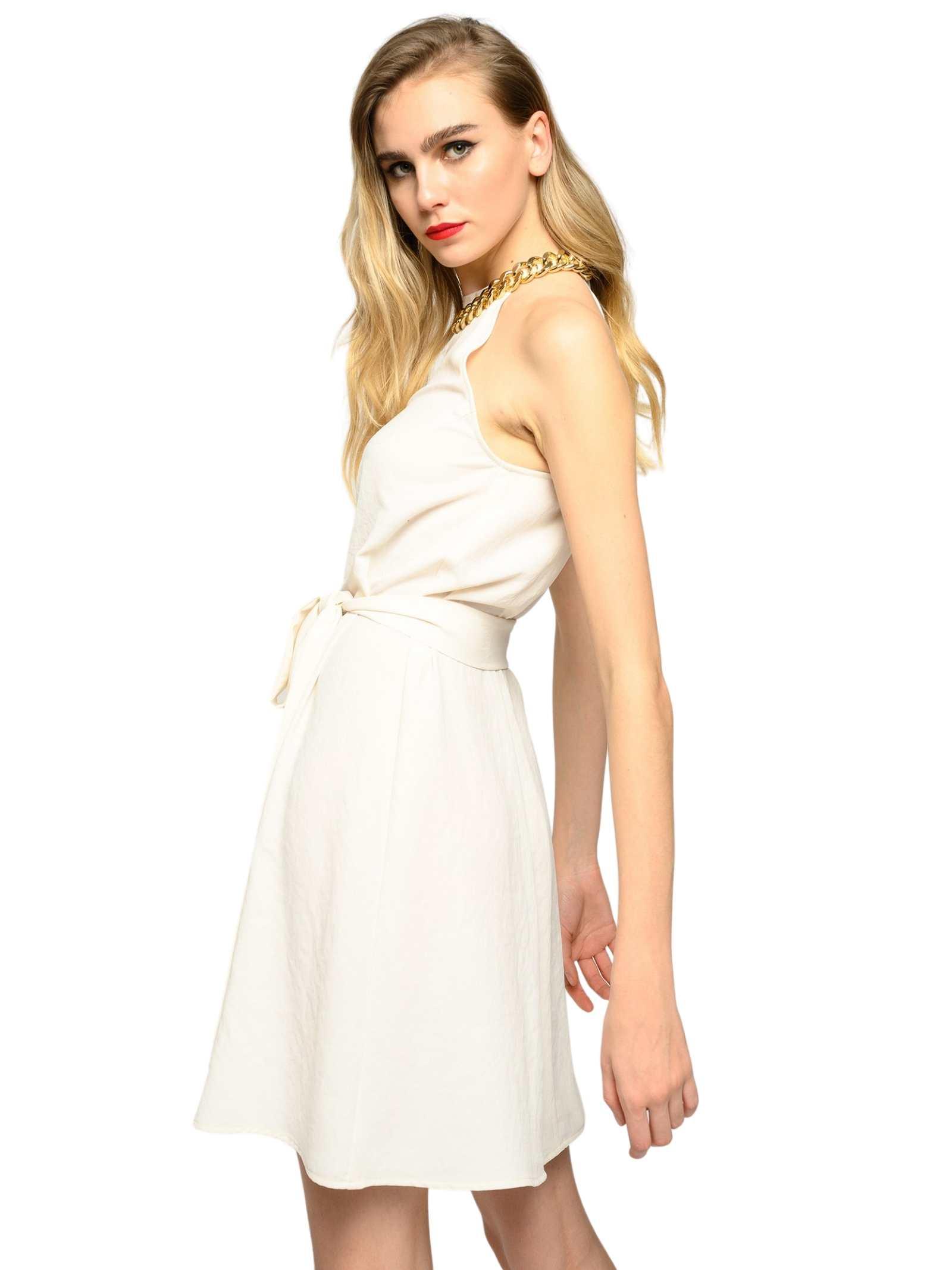 AMERICAN DRESS WITH CHAIN PINKO | Dress | 1G161T-8270C03