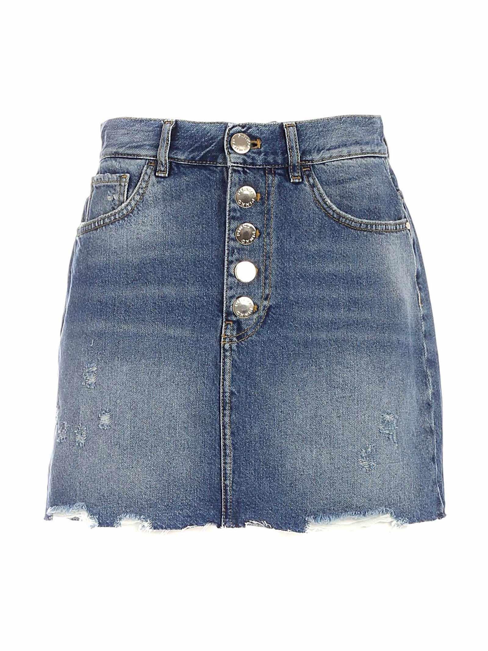 Gonna di jeans Minimad PINKO | Mini gonna | 1J10M3-Y653F14
