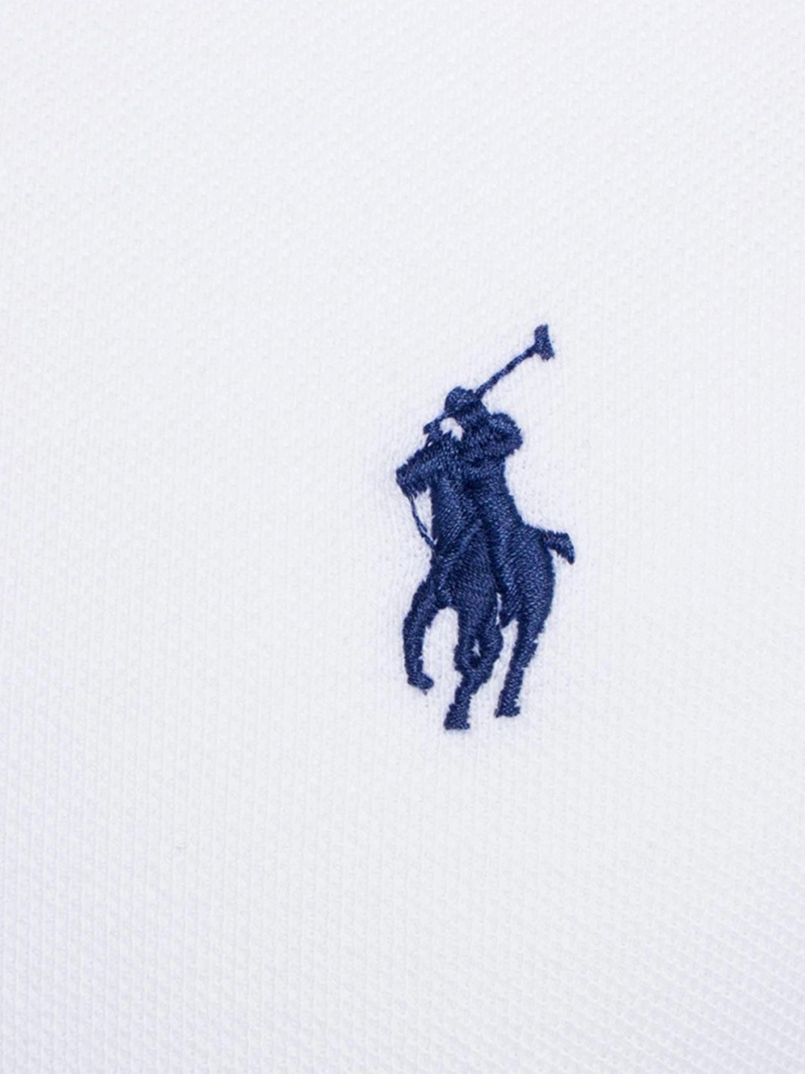 Polo  maniche corte bianca RALPH LAUREN | Polo | 710-548797001