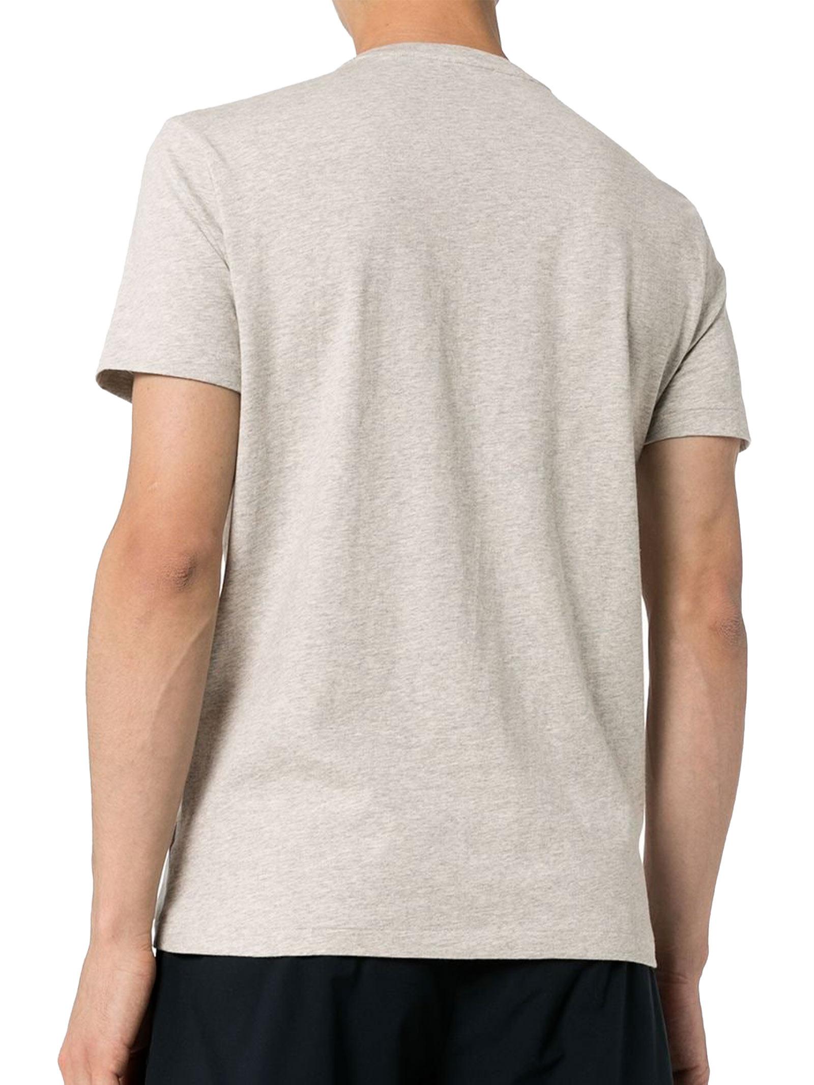 T-shirt girocollo con logo RALPH LAUREN   T-shirt   710-680785002