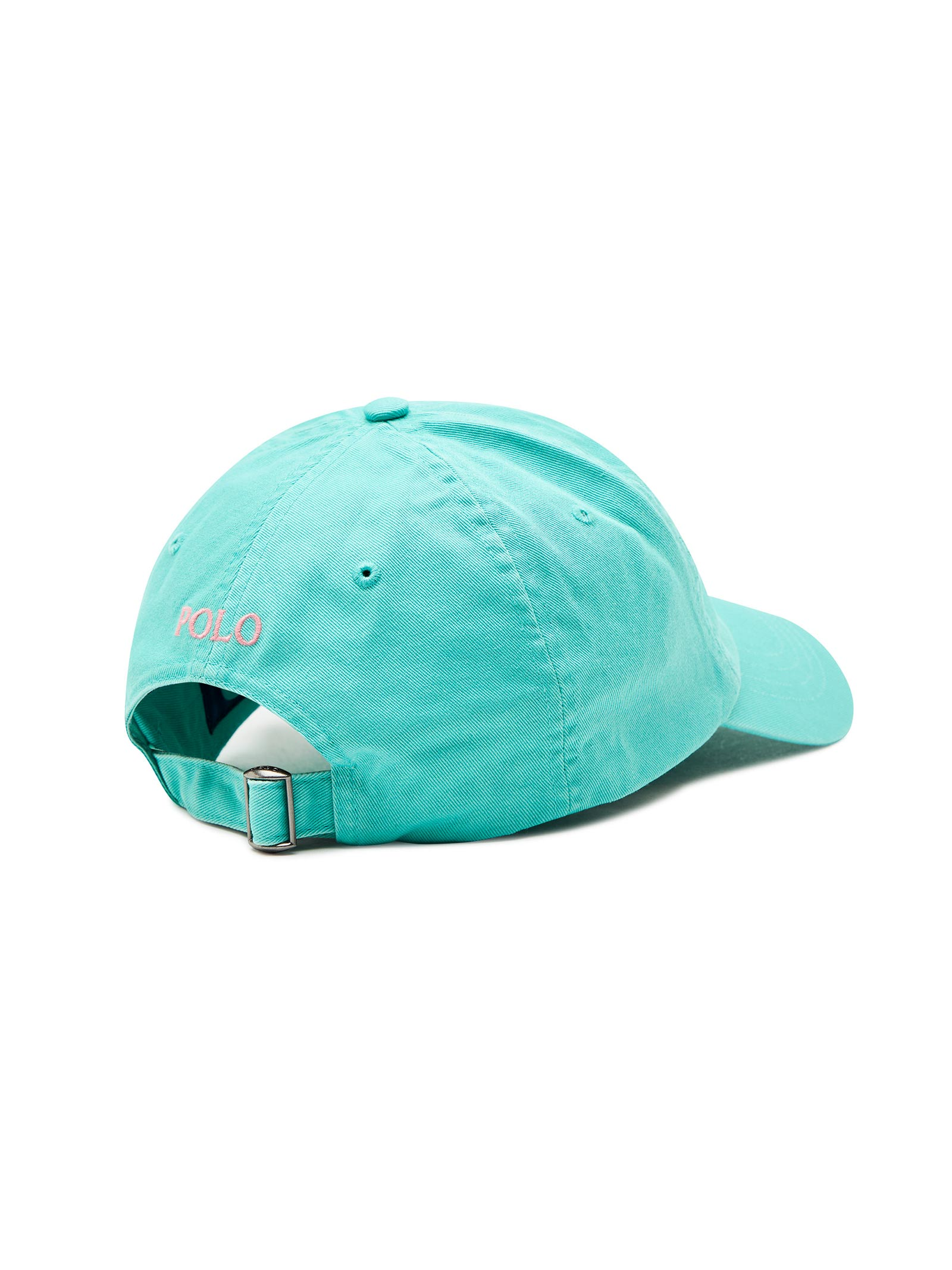 Cappello con visiera turchese RALPH LAUREN | Cappello | 710-811338003