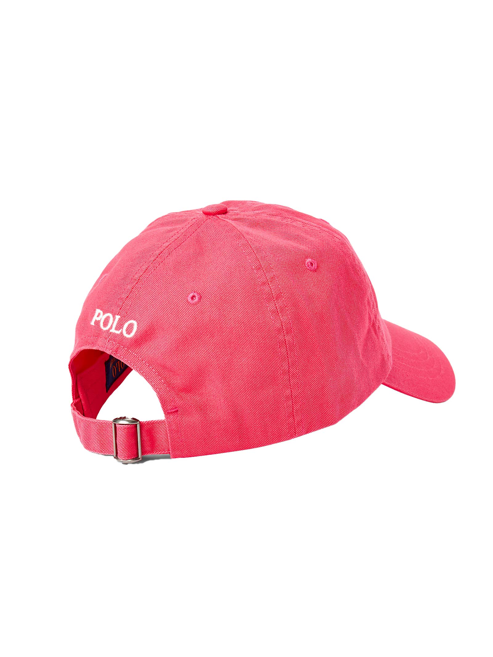 Cappello con visiera rosa RALPH LAUREN | Cappello | 710-811338004