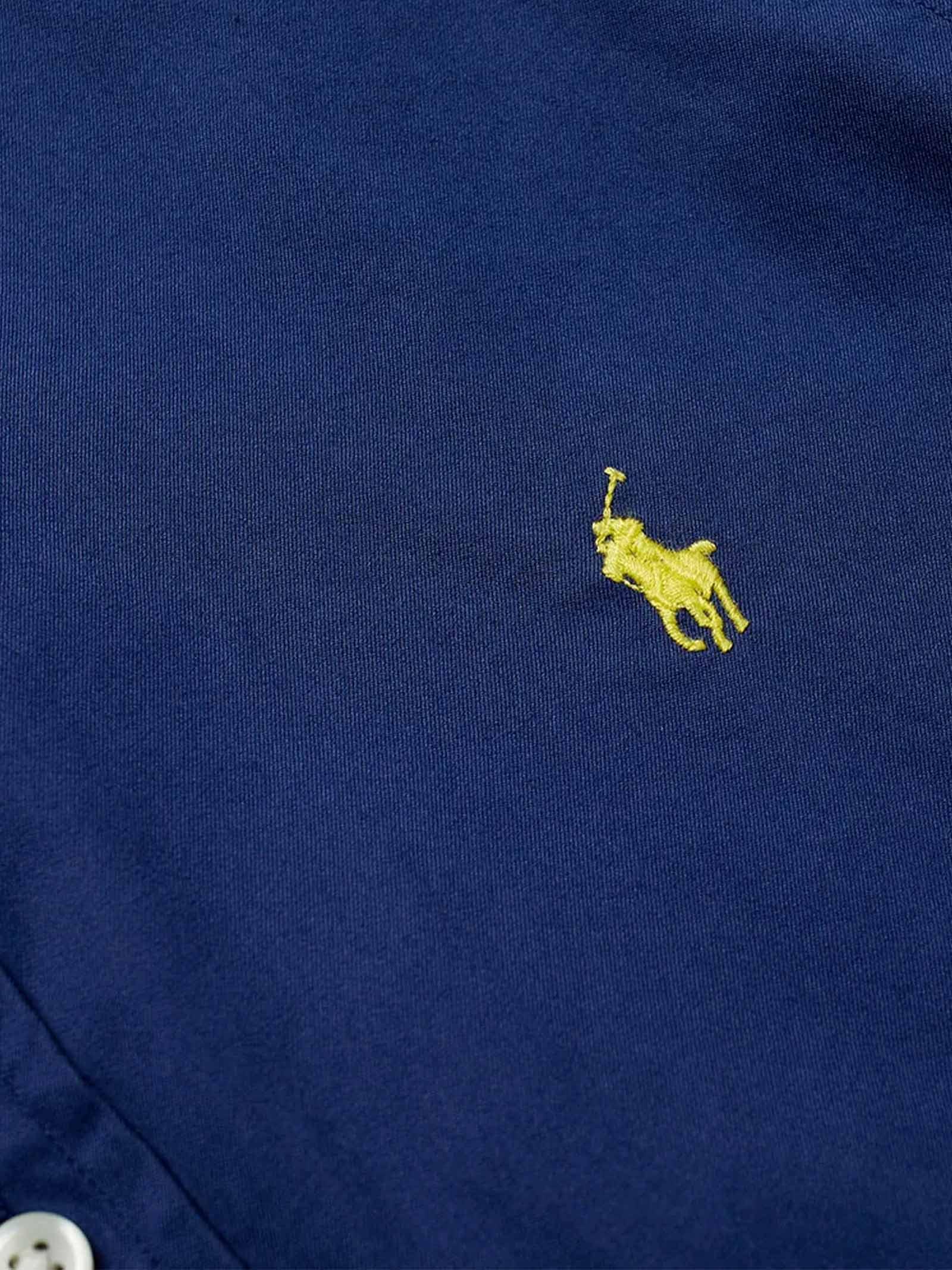 Camicia  in cotone con collo button down RALPH LAUREN   Camicia   710-829421004