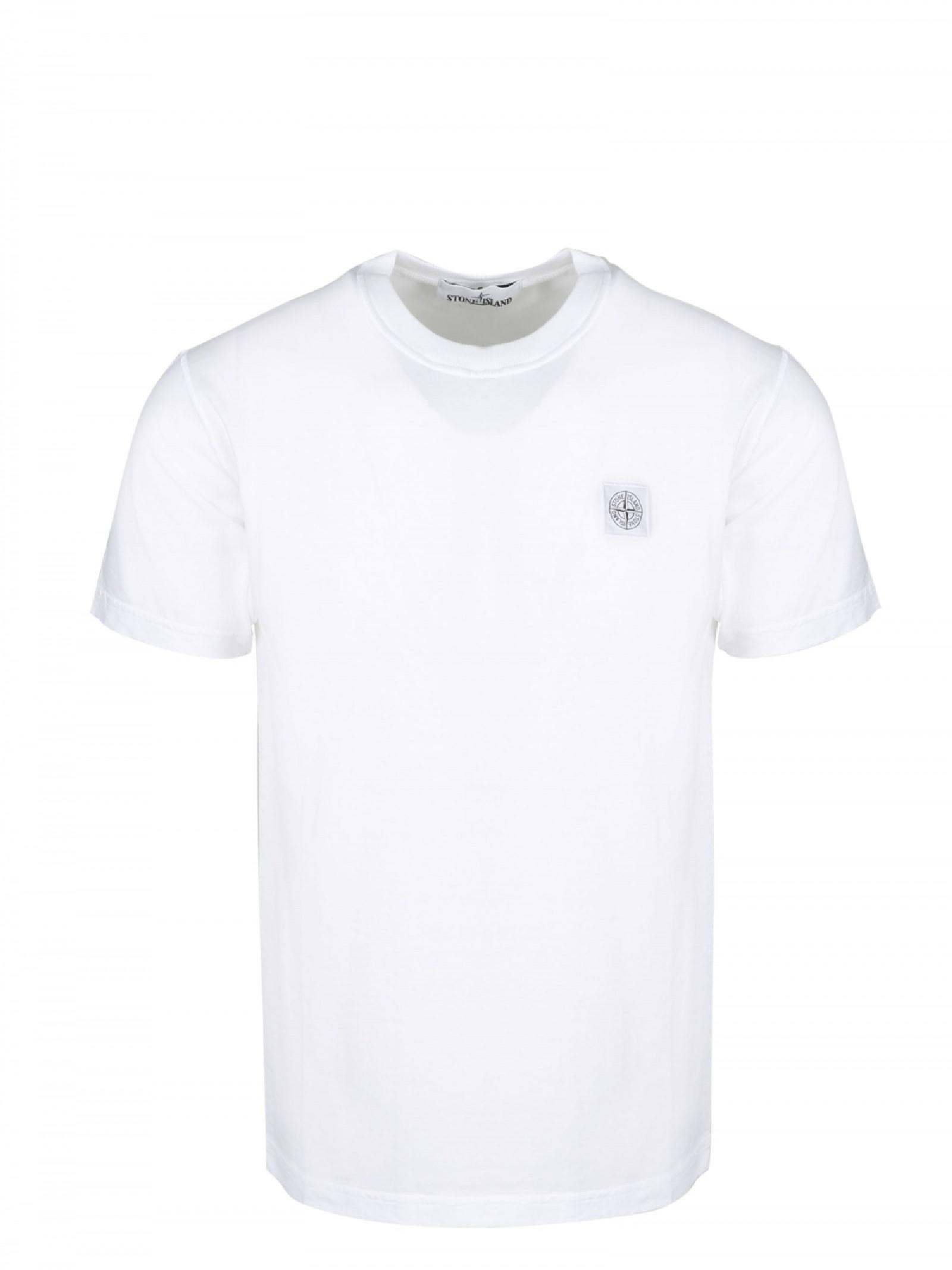 T-shirt girocollo STONE ISLAND   T-shirt   MO741523757V0001