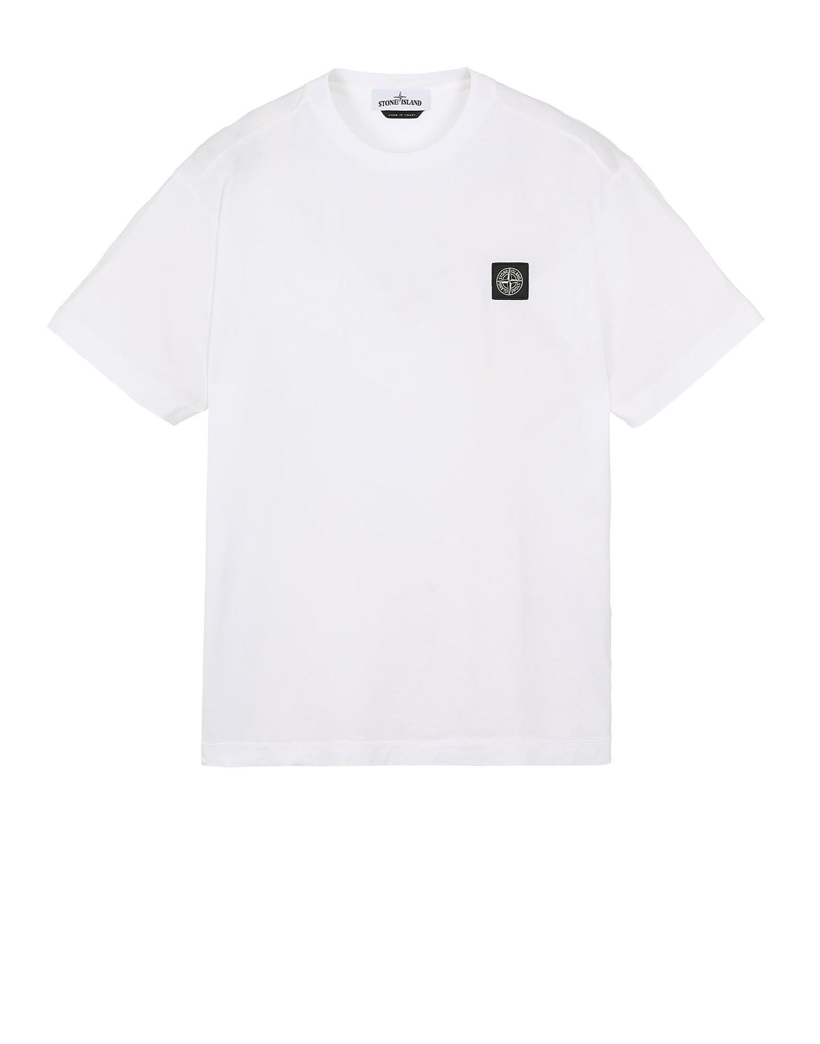 T-shirt girocollo STONE ISLAND | T-shirt | MO741524113V0001