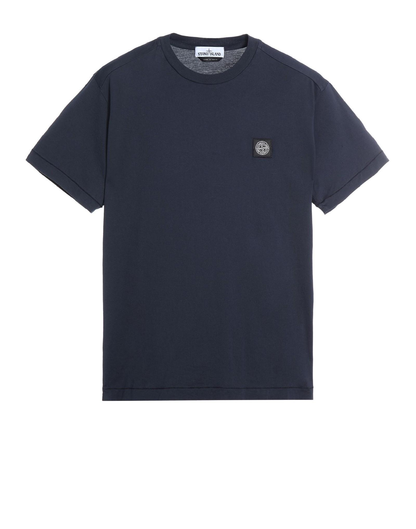T-shirt girocollo STONE ISLAND | T-shirt | MO741524113V0020